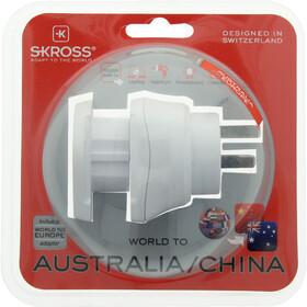 SKROSS Combo Adaptateur Monde pour Australie